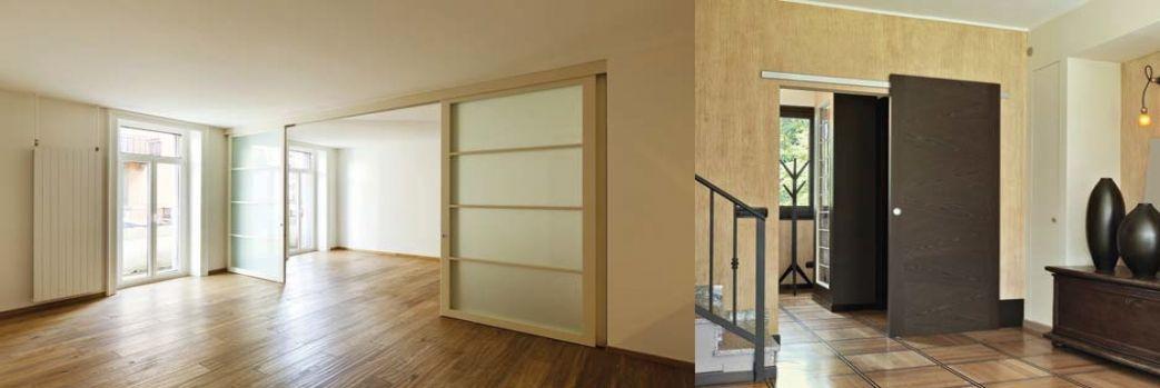 Jak wstawić przesuwane drzwi