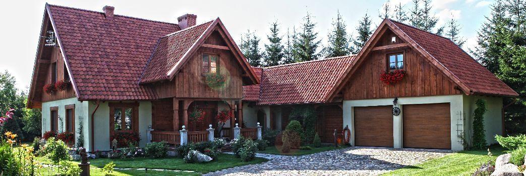 Wymarzony dom w Borach Tucholskich