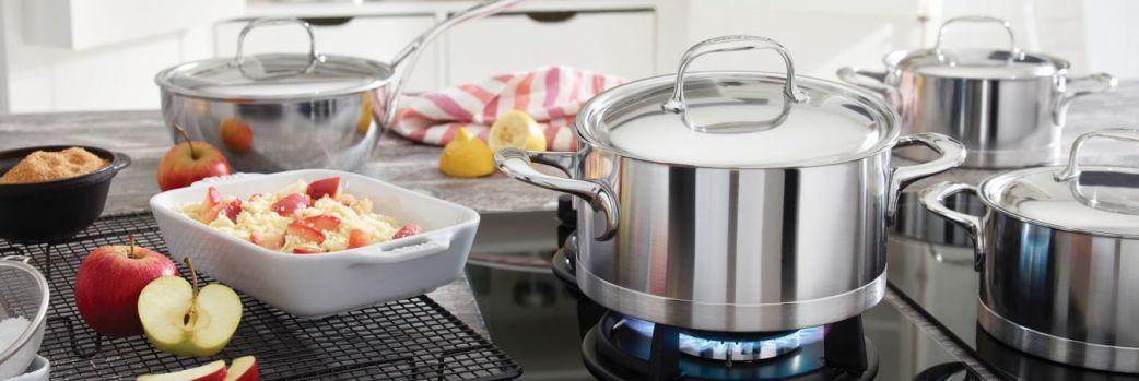 Zbiór kuchennych doskonałości, czyli kuchnia w wydaniu De Luxe
