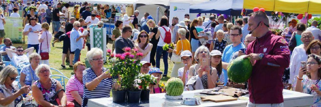 V Kulinarny Festiwal Kwiatów Jadalnych