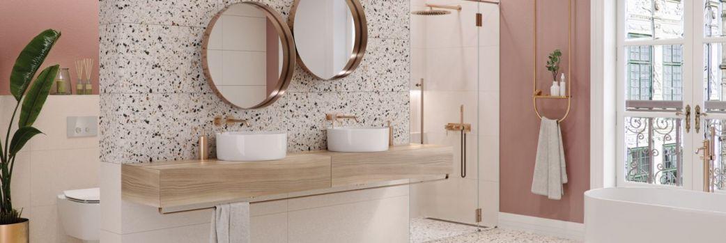 Nietypowe i nieoczywiste – elementy i wzory, które odmienią oblicze każdej łazienki