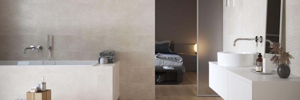 Romantyczne i sensualne wnętrze łazienki