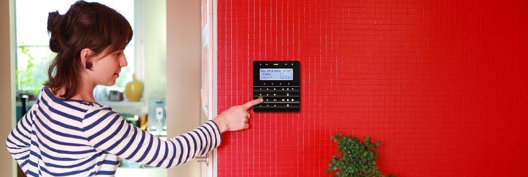 Nowa jakość obsługi systemu alarmowego z elementami automatyki