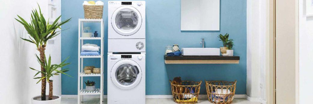 Czyste, pachnące i pozbawione bakterii pranie - tak to możliwe dzięki pralkom, pralko-suszarkom i suszarkom SmartPro
