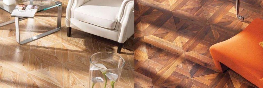 Drewno pod stopami