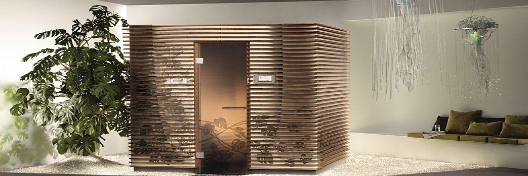 Design w saunie