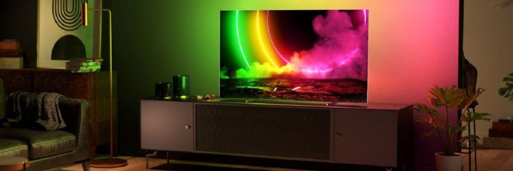 Philips prezentuje nową kolekcję telewizorów na rok 2021