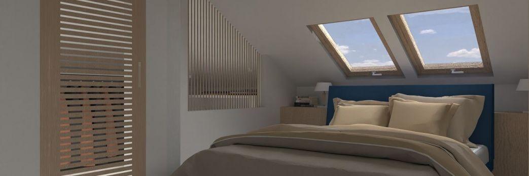 Niesforne poddasze. Czy warto inwestować w mieszkanie ze skosami i jak zaaranżować pomieszczenia?