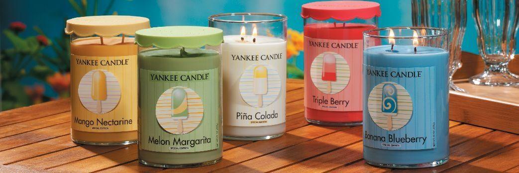 Bogata tradycja Yankee Candle