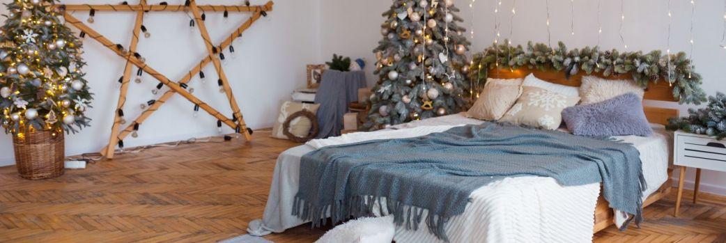 Piękny wystrój domu na Święta i Nowy Rok