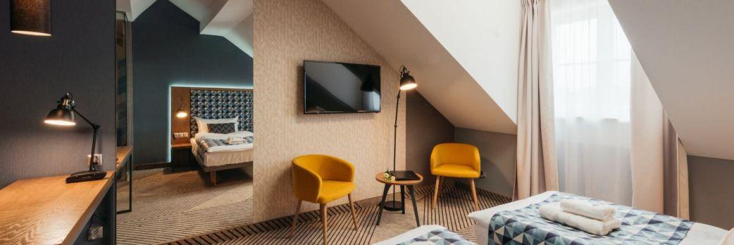 Elitarny komfort i lokalny koloryt