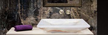 Umywalki i baterie łazienkowe
