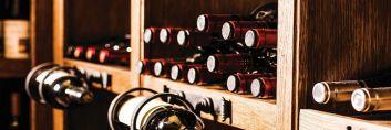 Pomysł na domową piwniczkę na wino