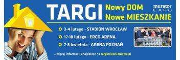 Targi nieruchomości 3-4 lutego 2018 r. na Stadionie Wrocław