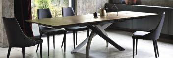 Design stołów