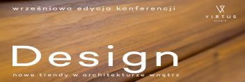 Design - nowe trendy w architekturze wnętrz
