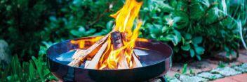 Alternatywa dla grilla. Paleniska ogrodowe