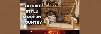 Tajniki stylu modern country