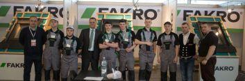 FAKRO wspiera kształcenie i rozwój zawodowy fachowców!