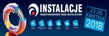 Międzynarodowe Targi Instalacyjne Instalacje 2018
