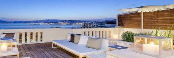 Nowoczesny Penthouse Croisette Cannes