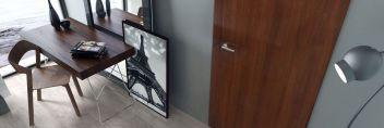 Funkcjonalne drzwi do gabinetu
