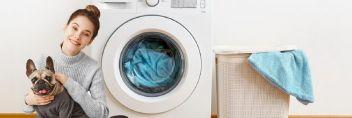 Czyste i świeże pranie