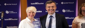 Laureat konkursu Łazienka Wybór Roku 2017