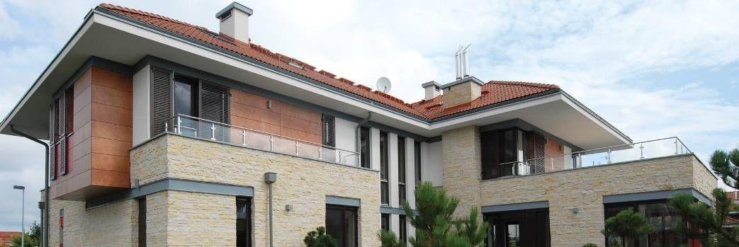 Konstancin, nowoczesne osiedle