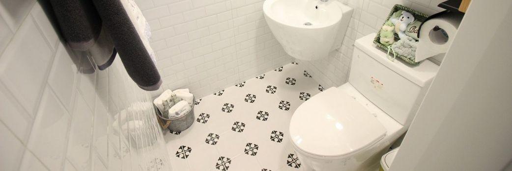 Maksymalna czystość w łazience
