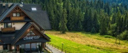 Nowoczesność i komfort połączone z góralską tradycją