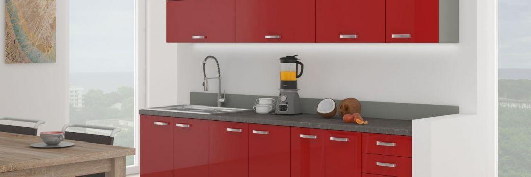 Przepis na praktyczne wnętrze. Funkcjonalne zestawy kuchenne