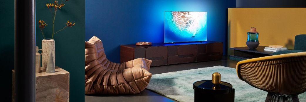 Marka Philips TV & Sound przedstawia najnowsze trendy