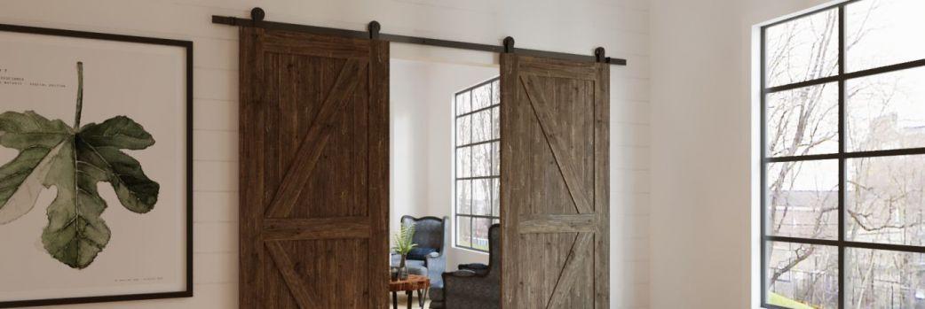 Rustykalne, industrialne, nowoczesne - wewnętrzne drzwi przesuwne