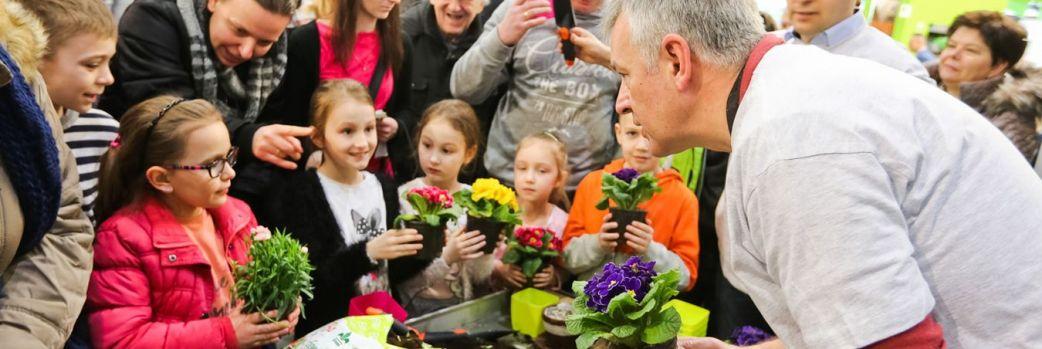 Zielone inspiracje już niedługo zawitają do Poznania!