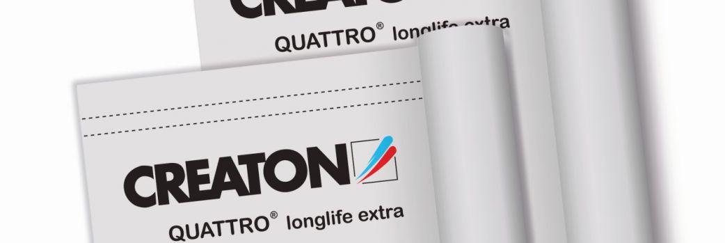 QUATTRO Longlife 360 Extra – membrana do zadań specjalnych
