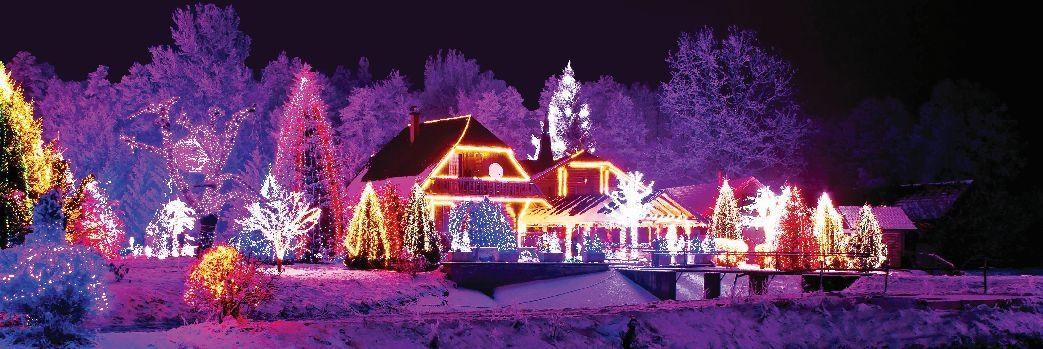 Rozświetl dom na Święta