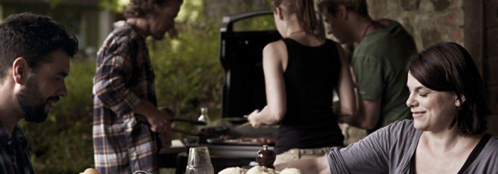 Wegetariański grill
