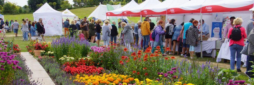 IV Kulinarny Festiwal Kwiatów Jadalnych