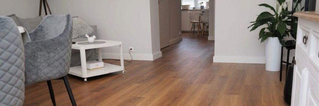 Efektowna podłoga przyjazna środowisku. Motyw drewna w wersji winylowej