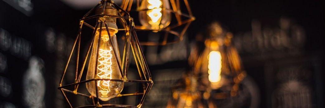 Geometryczne lampy. Modne figury w Twoim domu! /VIDEO/