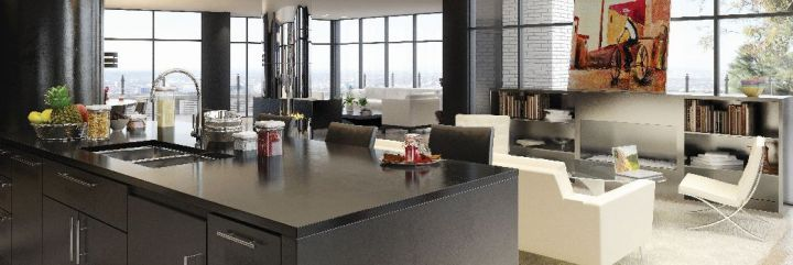 Kuchnia i salon…w jednym