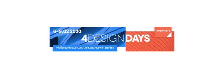 4 Design Days coraz bliżej