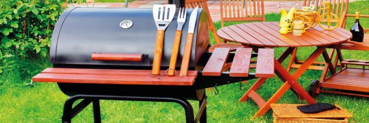 Jak wybrać grilla do ogrodu?