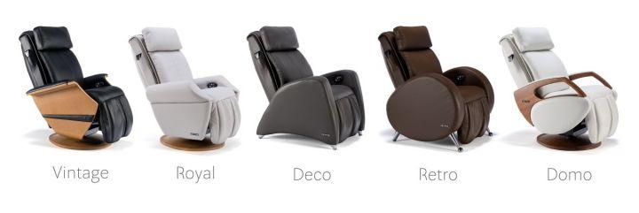 Komfortowe fotele
