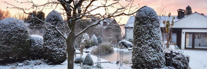 Piękny ogród...