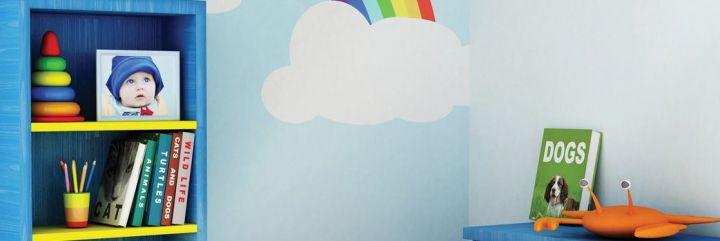 Dziecięcy pokój pełen barw