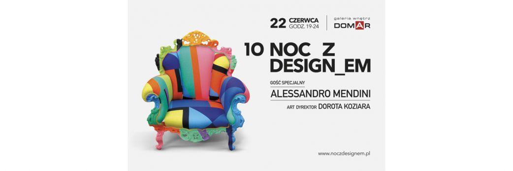 10. jubileuszowa Noc z Designem