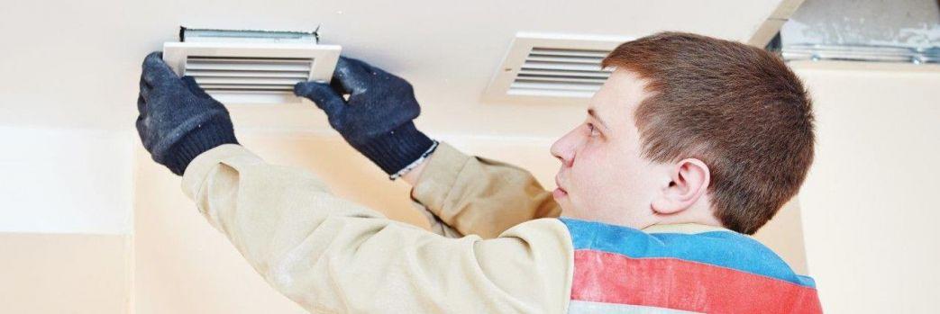 Czyszczenie i regulacja wentylacji i klimatyzacji