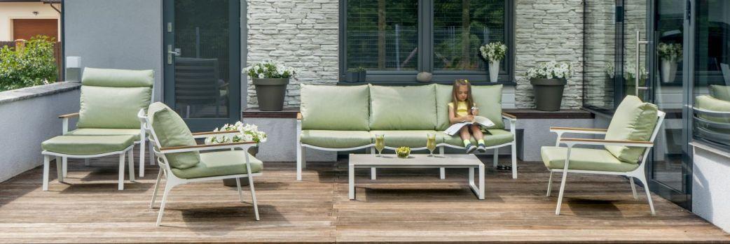 Luksus wypoczynku w ogrodzie. Stwórz przestrzeń tarasową dostosowaną do ulubionej aktywności